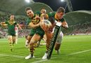 Australia defeat England 18-4 in Rugby League World Cup opener