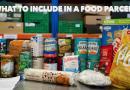 Food Banks appeal for food parcels