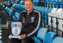 Gills' Steve Lovell wins League One Manager of the Month award