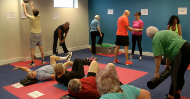 Battling Elderly loneliness with exercise in Medway