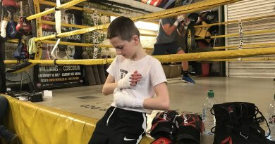 From Dartford to California – Meet the young boxer who became national champion and now trains with former Pacquiao coach Freddie Roach