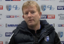Gillingham manager Pennock makes case for defence ahead of Port Vale game