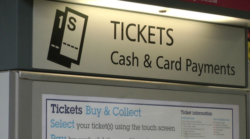 One-fifth of rail passengers buy the wrong tickets when they use ticket machines
