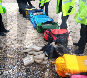 BREAKING: £50m of cocaine washes up on Norfolk beaches